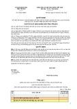 Quyết định 23/QĐ-UBND năm 2015 tỉnh Yên Bái