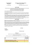 Quyết định 23/QĐ-UBND năm 2015
