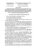 Quyết định 149/QĐ-UBND năm 2015