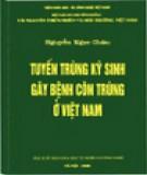 Bệnh côn trùng ở Việt Nam - Tuyến trùng ký sinh gây bệnh: Phần 1