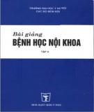 Ebook Bài giảng bệnh học nội khoa (Tập 2): Phần 2 - Trường ĐH Y Hà Nội