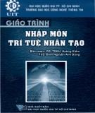 Giáo trình Nhập môn trí tuệ nhân tạo: Phần 2 - GS.TSKH. Hoàng Kiếm, ThS. Đinh Nguyễn Anh Dũng