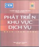 Ebook Phát triển khu vực dịch vụ: Phần 2 - TS. Đinh Văn Ân, Hoàng Thu Hòa (đồng chủ biên)