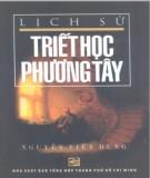 Giáo trình Lịch sử triết học Phương Tây: Phần 1 - PGS.TS. Nguyễn Tiến Dũng