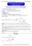 Luyện thi ĐH môn Toán: Dạng lượng giác của số phức - Thầy Đặng Việt Hùng