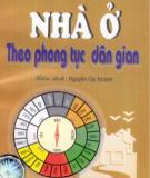 Ebook Nhà ở theo phong tục dân gian: Phần 1 - Vân Dương Sĩ