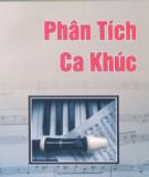 Ebook Phân tích ca khúc: Phần 1 - Đào Ngọc Dung