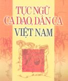 Ebook Tục ngữ ca dao dân ca Việt Nam: Phần 2 - Vũ Ngọc Lan