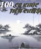 Ebook Tuyển tập 100 ca khúc tiền chiến: Phần 1 - Lê Quốc Thắng