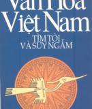 Tìm tòi và suy ngẫm Văn hóa Việt Nam: Phần 2