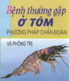 Ebook Bệnh thường gặp ở tôm phương pháp chẩn đoán và phòng trị: Phần 1 - PTS. Trần Thị Minh Tâm, GS.TS. Đái Duy Ban
