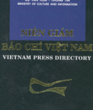 Báo chí Việt Nam - Niên giám: Phần 1