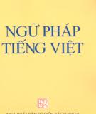 Ngữ pháp thông dụng tiếng Việt: Phần 1