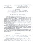 Quyết định 06/2015/QĐ-UBND tỉnh Nghệ An