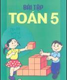 Hướng dẫn giải bài tập Toán lớp 5: Phần 2