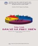 Giáo trình Dân số và Phát triển: Phần 2 - PGS.TS. Nguyễn Nam Phương (chủ biên)
