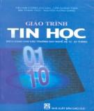 Giáo trình Tin học (Sách dùng cho các trường dạy nghề hệ 12 - 24 tháng): Phần 2 - Tiêu Kim Cương (chủ biên)