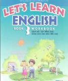 Bài tập tiếng Anh dành cho Tiểu học: Phần 1