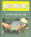 nuôi cá nước ngọt (tập 4: kỹ thuật nuôi cá chim) - nxb lao động xã hội