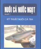 Ebook Nuôi cá nước ngọt (Tập 7: Kỹ thuật nuôi cá tra) - NXB Lao động xã hội
