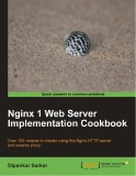 Ebook Nginx 1 Web Server Implementation Cookbook