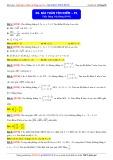 Toán học lớp 10: Bài toán tìm điểm (Phần 1) - Thầy Đặng Việt Hùng