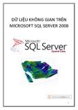 Dữ liệu không gian trên Microsoft SQL server 2008