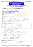 Toán học lớp 11: Giới hạn của hàm số (Phần 2) - Thầy Đặng Việt Hùng