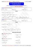 Toán học lớp 11: Giới hạn của hàm số (Phần 1) - Thầy Đặng Việt Hùng
