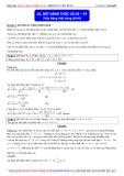 Toán học lớp 10: Bất đẳng thức Côsi (Phần 3) - Thầy Đặng Việt Hùng