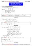 Toán học lớp 10: Bất đẳng thức Côsi (Phần 2) - Thầy Đặng Việt Hùng