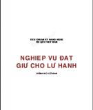 Ebook Tiêu chuẩn kỹ năng nghề du lịch Việt Nam - Nghiệp vụ đặt giữ chỗ lữ hành: Phần 1