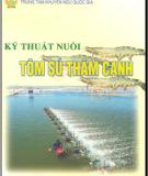 Ebook Kỹ thuật nuôi tôm sú thâm canh: Phần 1 - NXB Nông nghiệp