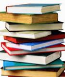 Một số quy định về kết cấu khối lượng - nội dung của đồ án tốt nghiệp đối với sinh viên ngành Hóa thực phẩm
