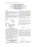 Đề tài: Hệ mờ-nơron nhận dạng và điều khiển điều tốc tuốc bin thủy lực