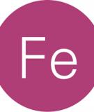 80 bài tập trắc nghiệm Hóa đại cương về kim loại