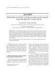 Tạp chí khoa học: Những điểm mới tiến bộ về quyền con người, quyền công dân trong Hiến pháp 2013 và việc thực thi