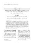 Tạp chí khoa học: Một số quy tắc cơ bản được áp dụng trong những vụ kiện đòi bồi thường thiệt hại do hành vi phản cạnh tranh gây ra theo pháp luật Hoa Kỳ
