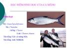 Bài giảng Đặc điểm sinh học của một số loài cá biển: Phần 2 - Ngô Văn Mạnh
