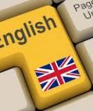 Tổng hợp kiến thức Tiếng Anh THCS