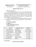 Kế hoạch số: 01 /KH-THCS năm 2013