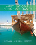 Ebook Multinational Business Finance
