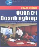 Giáo trình Quản trị doanh nghiệp: Phần 2 - ThS. Nguyễn Văn Ký, Lã Thị Ngọc Diệp