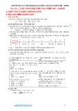 Chuyên đề 12: Lý thuyết kim loại kiềm - kim loại kiềm thô - nhôm (Vấn đề 2)