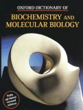 Eook Oxford Dictionary of Biochemistry and Molecular Biology