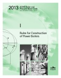 Ebook 2013 ASME BPVC I - Rules for Construction of Power Boilers