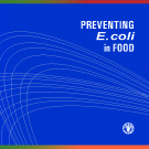 Preventing e. coli in food