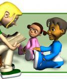 Sáng kiến kinh nghiệm: Ứng dụng công nghệ thông tin gây hứng thú cho trẻ học tốt môn làm quen Văn học