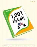 Ebook 1001 câu đàm thoại tiếng Anh thông dụng nhất