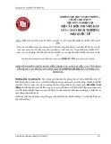 Bộ câu hỏi thi vấn đáp môn Giao dịch thương mại quốc tế - Nguyễn Thị Minh Hà